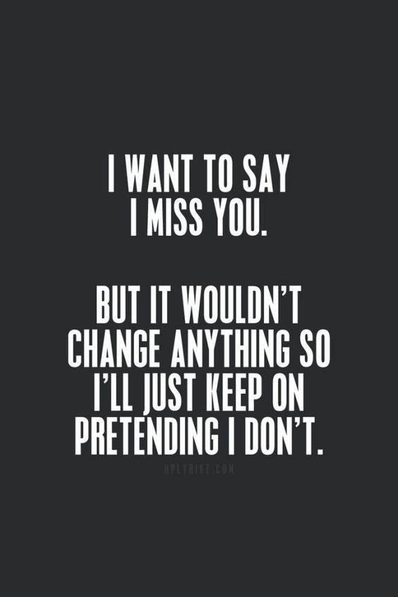 30 Missing You Quotes