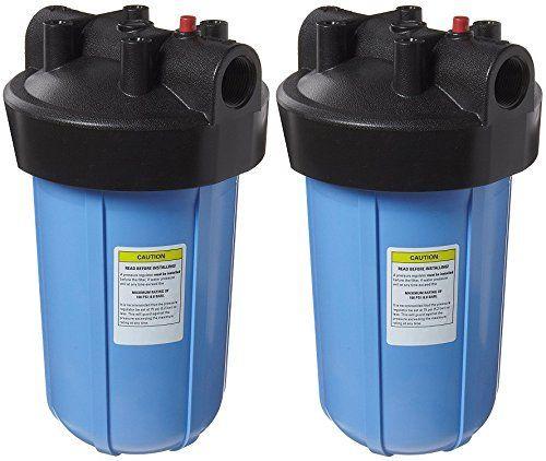 Pentek 150237 10 Big Blue Filter Housing 1 Blue Filter Big Blue 10 Things