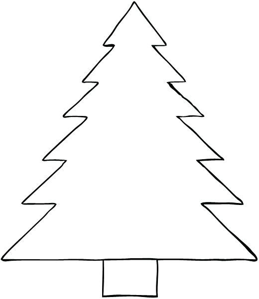 Tree Template Printable Best Ideas On Christmas Ornament Patterns Christmas Tree Outline Christmas Tree Template Christmas Tree Stencil Christmas tree template for preschoolers