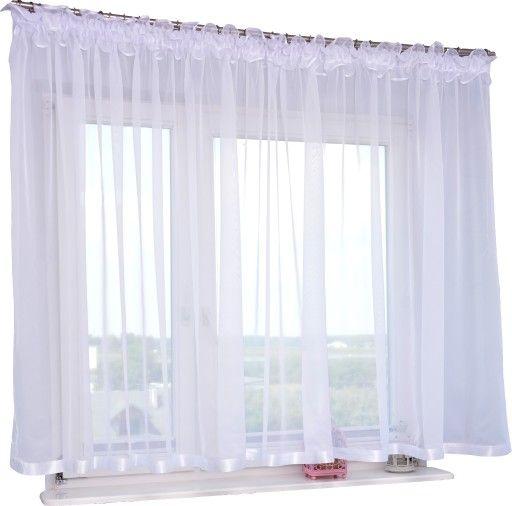 Firany Firanki Kpl Zefir Dzieci Zaslony Panele 7354568425 Oficjalne Archiwum Allegro Home Decor Decor Curtains