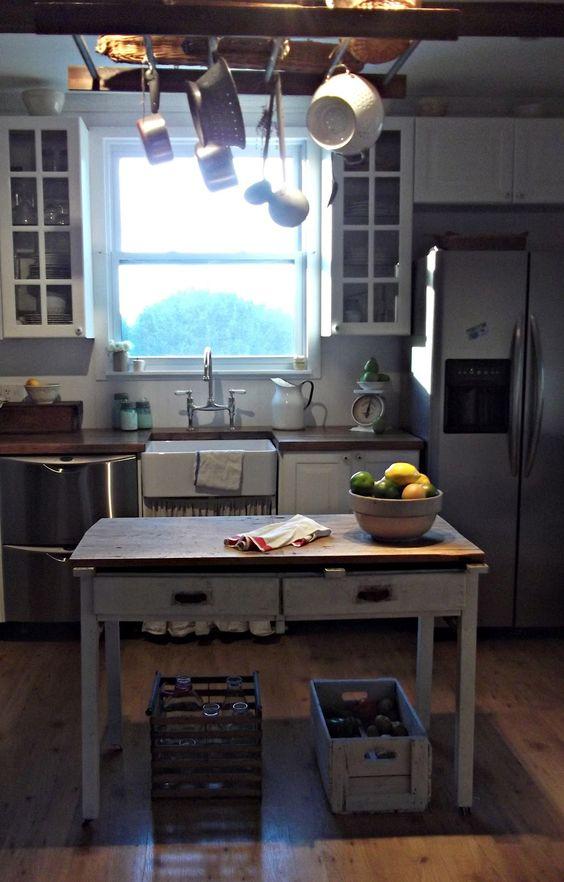 Rustic Farmhouse: My Farmhouse Kitchen