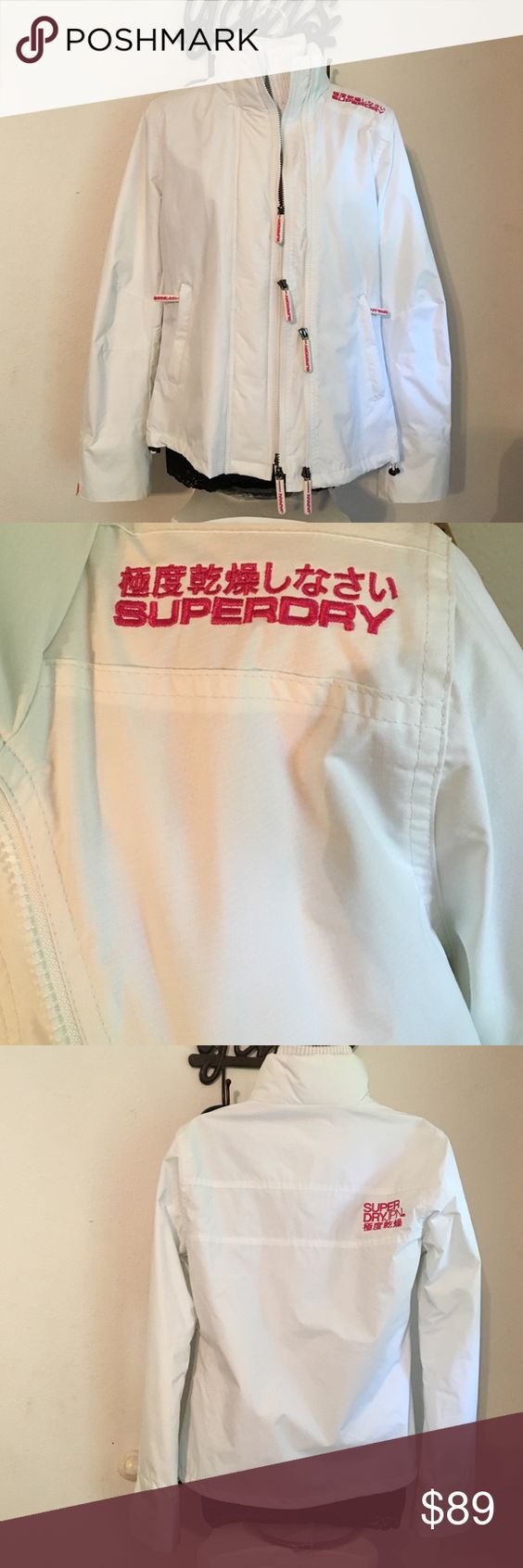 Superdry Japan The wind heater New with tag. Superdry Jackets & Coats