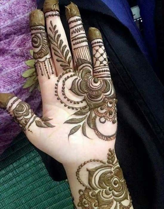 صور نقش الحناء Mehndi Designs For Hands Mehndi Designs New Mehndi Designs