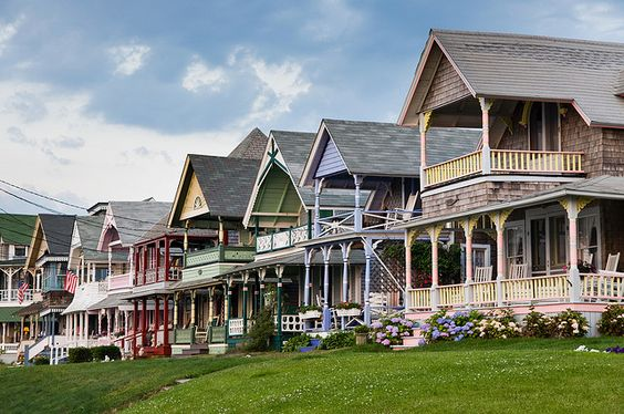 Martha's Vineyard-This is one of my favorite places to go. I have such amazing happy memories on this island. I hope to own a house here one day.