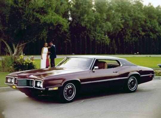 1970 Ford Thunderbird 2-Door Landau   Ford thunderbird