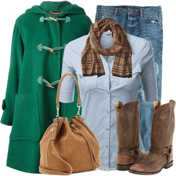 """The Toggle Coat"" by lbite1 on Polyvore"