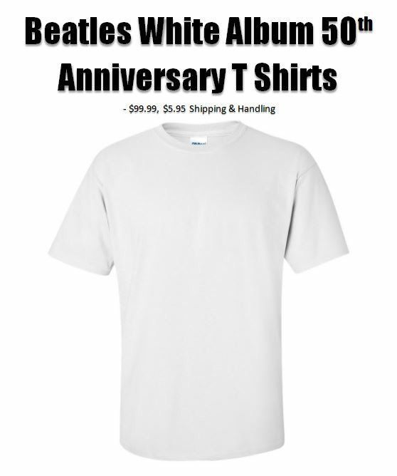 beatles white album tee shirt, OFF 75%,Free Shipping,