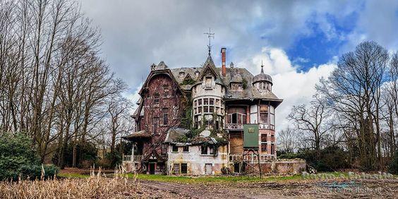 Chateau Nottebohm,urbex,verlaten kasteel,belgi u00eb,urbexlocaties,urban exploration,verlaten