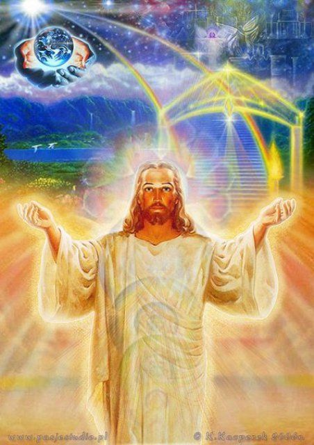 The Galactic Federation messages and Others: - Yeshua - The veil has been lifted more: