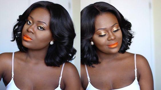 10 tutorias de maquiagem para pele negra