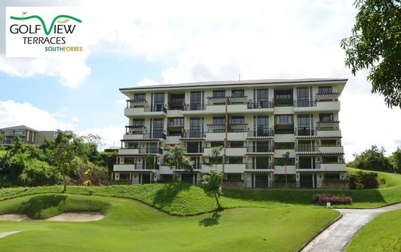 Savor the breathtaking golf view from the balconies of Golf View Terraces. This modern Asian condominium is comprising of 18 loft and 12 flat units. FREE golf membership for South Forbes' homeowners. Absolutely no activation fee! Few remaining units left!   For more details, CLICK >> http://goo.gl/LvOsaa  #GolfViewTerraces #SouthForbes #Floodfree  #RealEstate #Laguna #Cavite #Tagaytay #Golf