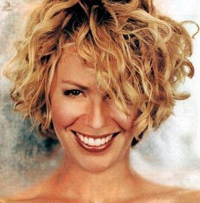 hollywood hairstyle : hairstyles hippie hairstyles hair short permed blonde permed hair hair ...