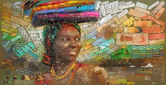 African bricks for Sasi's