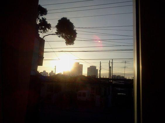 Bello sol na bella #Mooca. Um bom dia a todos!