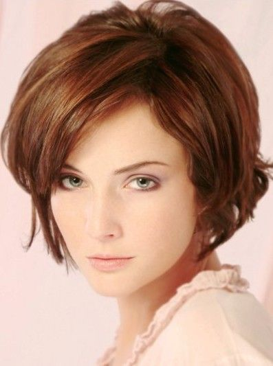 gorgeous layered bob haircut