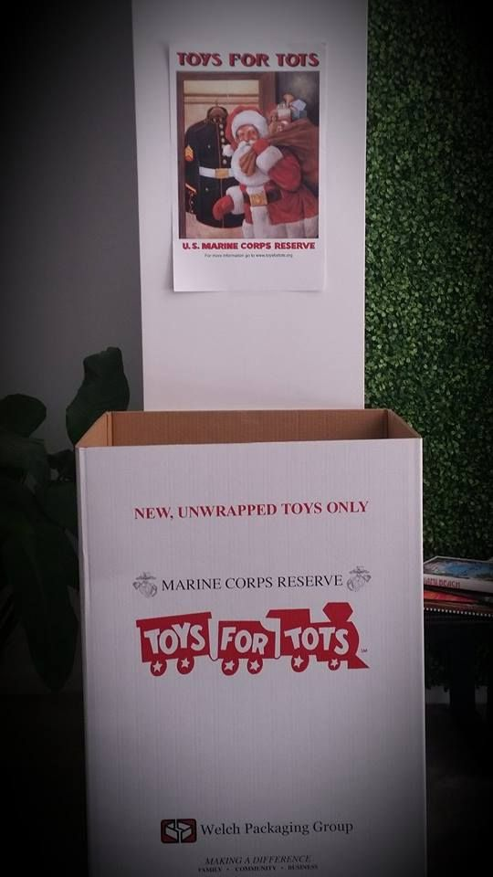 Toys For Tots Foundation : We re so excited to be an official marine toys for tots