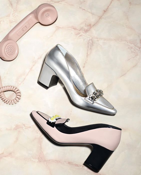 Your next pair of statement shoes are calling.: