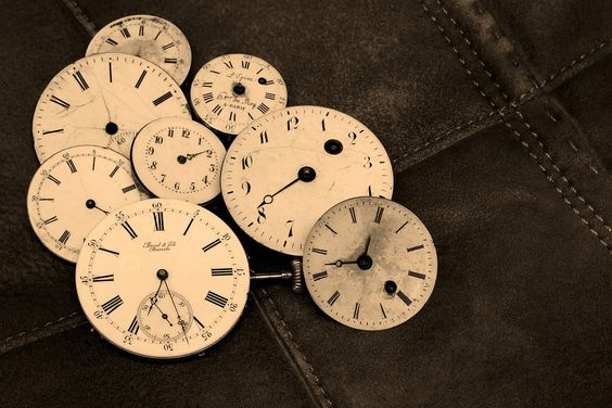 Watches, Old, Antique, Time Indicating, Wind Up: