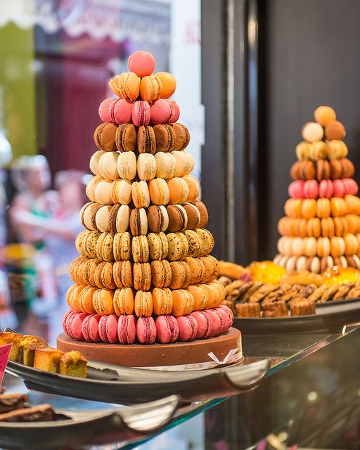 Macaroons - Jean Luc Pele in Cannes, France