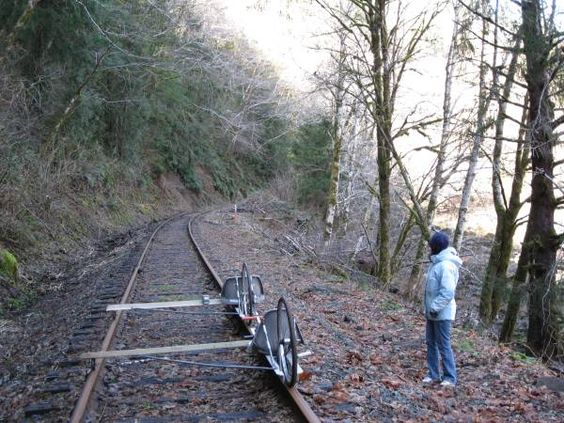 Three Rail Bikes For Sale 100 Each Here In Portland Http Portland Craigslist Org Mlt Bik