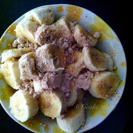 Fast Breakfast recipe for summer