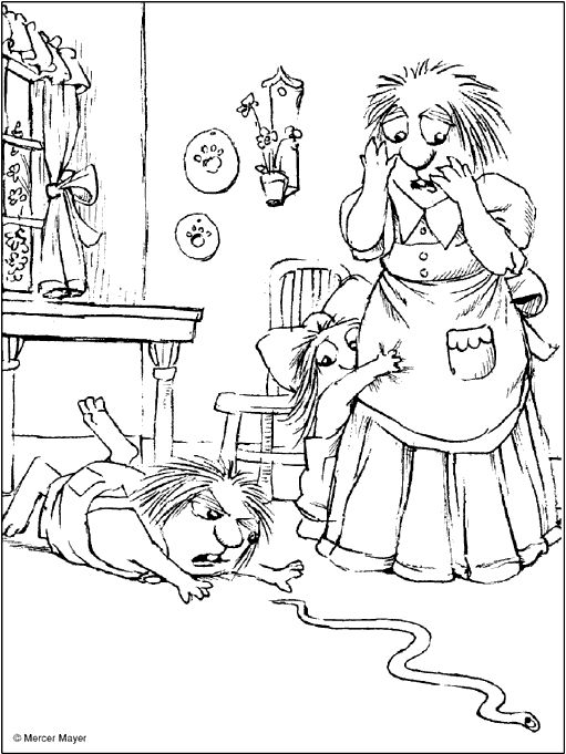 Little critter 39 s coloring book coloring pages for Little critter coloring pages