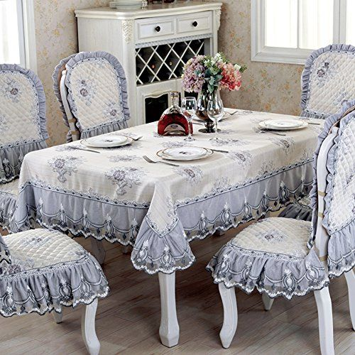 European Anti Oil Tablecloth Dining Room Romantic Rural Table Linen Table Covers For Home Hotel Cafe Restaurant E Tablecloth Dining Table Cloth Cool Furniture