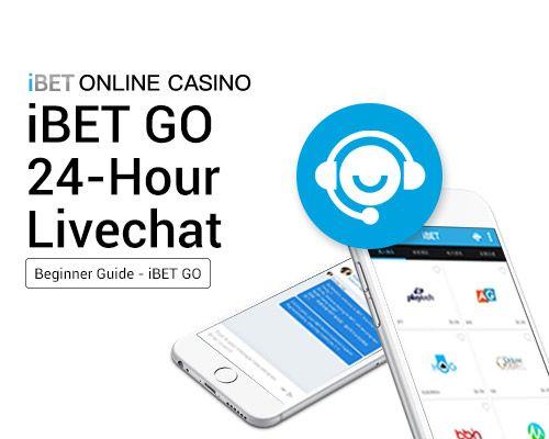 Ibet Go App 24 Hour Livechat Online Casino App Casino