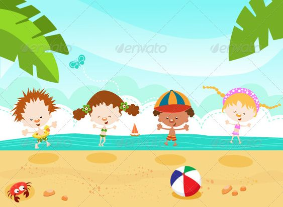 summer kids jpg image holiday summer available here https - Summer Pictures For Kids