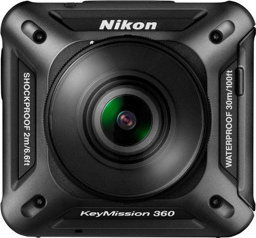 Nikon's New Action Camera Shoots Video In All Directions | Popular Science