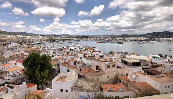 Miradouro do Rey Jaume I - Ibiza