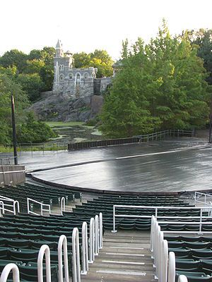 Delacorte Theater - Central Park