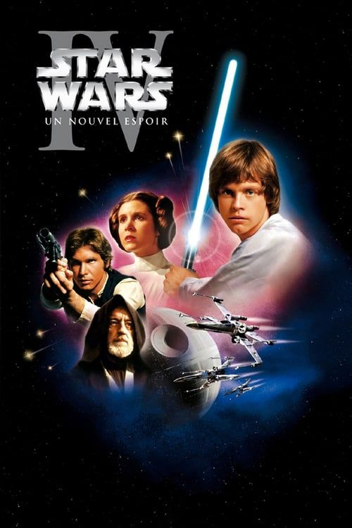 Regarder Star Wars Complet Francais Sub In Hd 720p Video Quality Star Wars Watch Star Wars Star Wars 1977