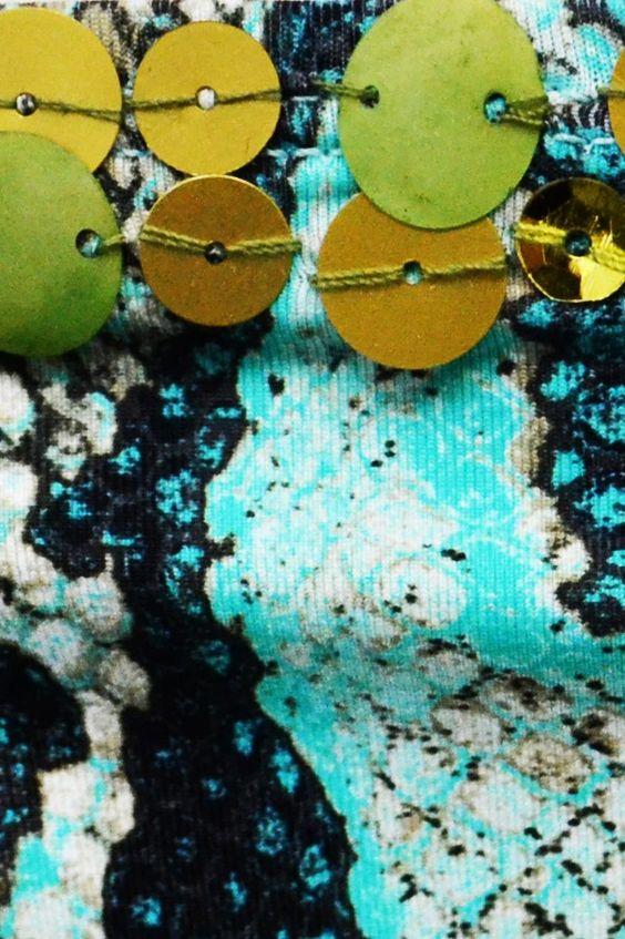 AguaClara 2014 'Amazonia Bikini' Two-Piece   The Orchid Boutique