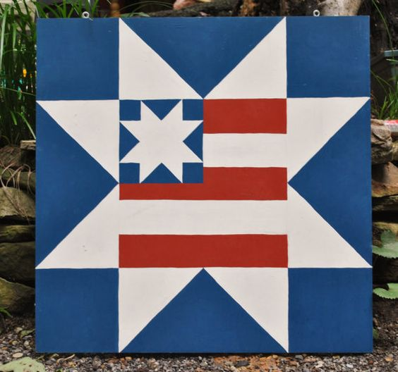 Wooden signs, Quilt and Sheds on Pinterest