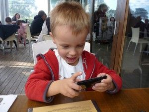 Children Don't Need any more Screen Time....