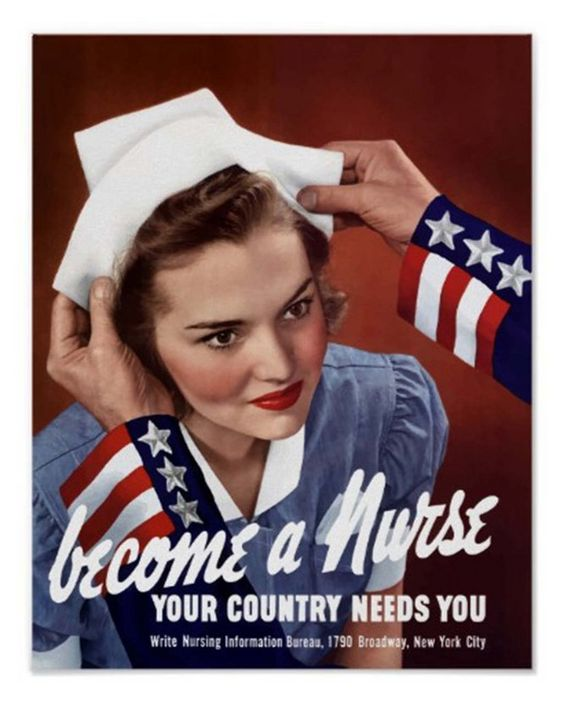 Women's Propaganda during WWII.