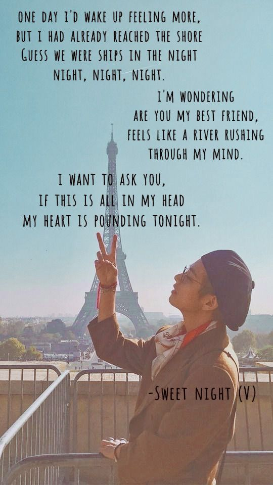 Lyrics Of Sweet Night V In 2020 Soul Music Sweet Night My Best Friend Off late, bollywood music has been quite depressing in terms of lyrics. pinterest