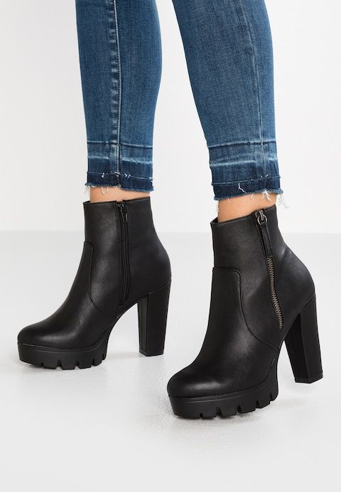 Bullboxer High heeled ankle boots