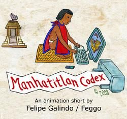 Manhatitlan Codex by Feggo