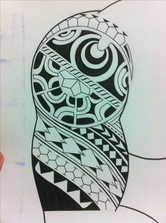 maori tattoo design tattoos pinterest tattoo designs design und maori. Black Bedroom Furniture Sets. Home Design Ideas