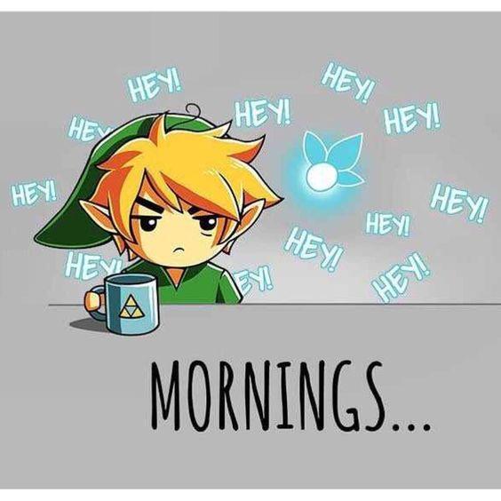 Happy Monday! Photo courtesy of @link_the_potato