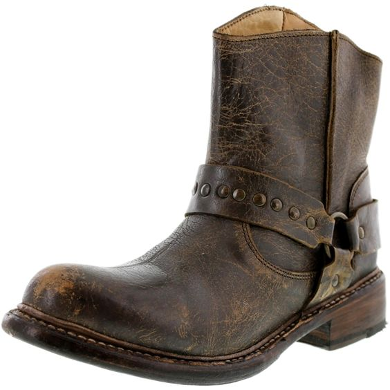 Bed Stu Women's Exeter Ankle-High Leather Boot