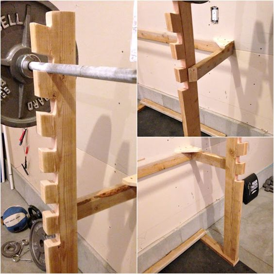 Diy crossfit garage gym part pinterest