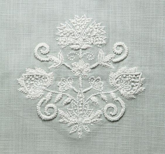 claire embroidery from sarita handa
