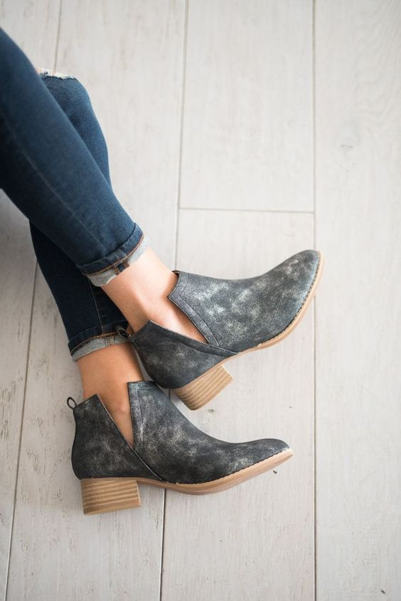Dizzy Casual High Heels