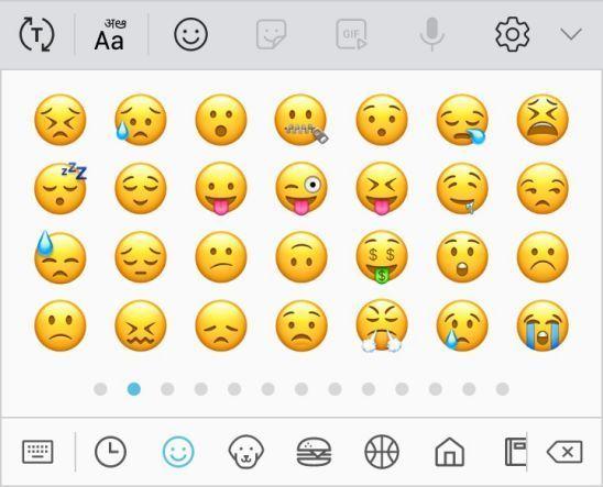 120 Mini Tatuagens Femininas In 2020 Ios Emoji Apple Emojis Samsung Device