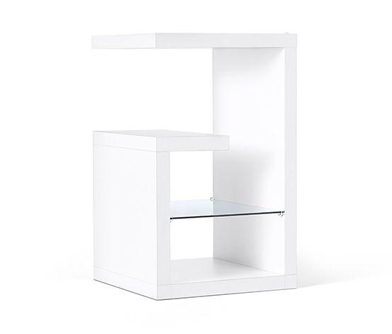 Vario Beistelltisch Weiss Online Bestellen Bei Tchibo 385235 Beistelltisch Weiss Beistelltisch Tisch