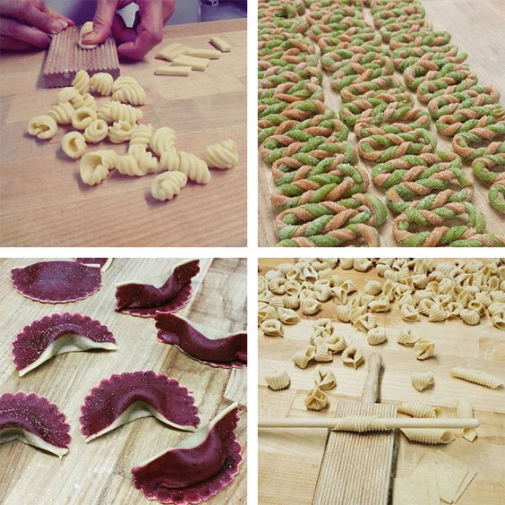 The Mouthwateringly Mesmerizing Art of Making Fresh Pasta by Hand - My Modern Met