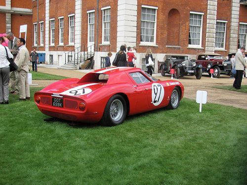 1964 Ferrari LM 250 Pininfarina Berlinetta